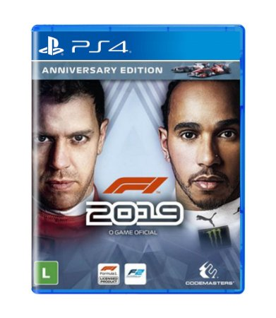 FORMULA 1® 2019: ANNIVERSARY EDITION - PS4
