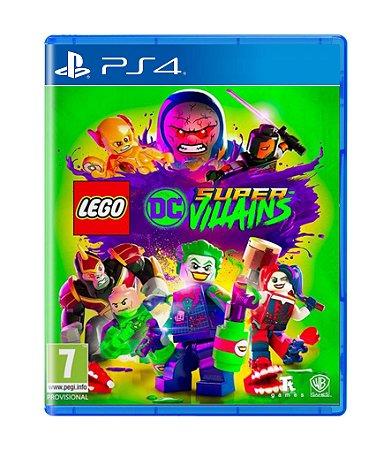 LEGO® DC™ SUPER VILLAINS - PS4