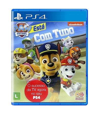 PATRULHA CANINA: ESTÁ COM TUDO - PS4