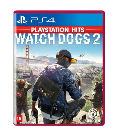 WATCH_DOGS 2 - PS4