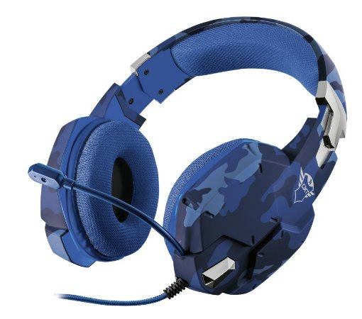 Headset Gamer PS4 / XBOX ONE / SWITCH / PC / LAPTOP GXT 322B - Trust