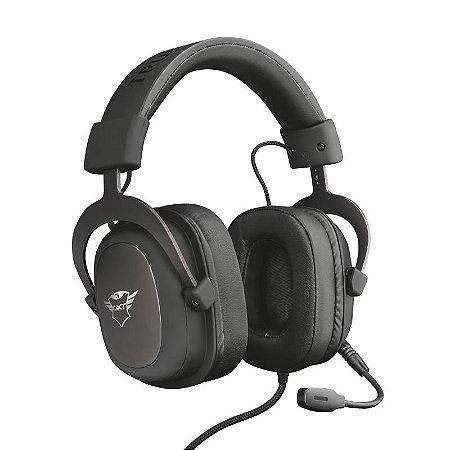 Headset Gamer PS4 / Xbox One / Switch / PC / Laptop - GXT 414 Zamak - Trust