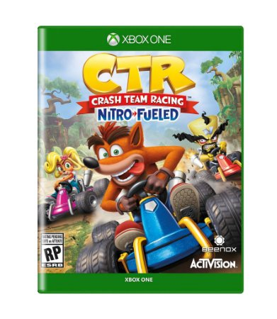 CRASH TEAM RACING: NITRO-FUELED - XBOX ONE