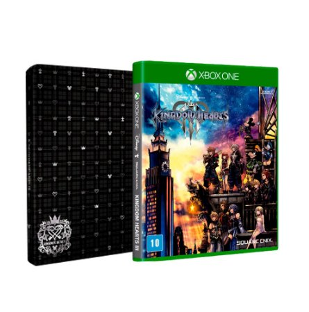 KINGDOM HEARTS 3 - STEELBOOK EDITION - XBOX ONE