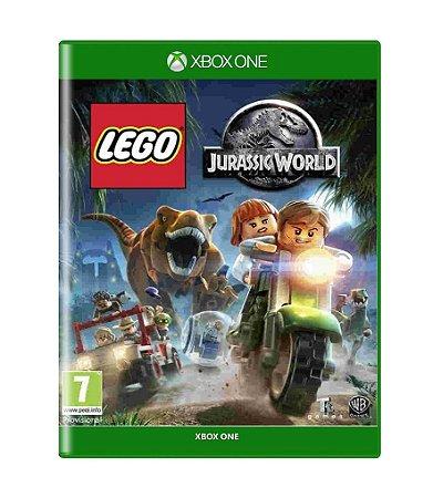 LEGO JURASSIC WORLD - XBOX ONE