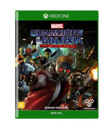 MARVEL'S GUARDIÕES DA GALÁXIA: THE TELLTALE SERIES - XBOX ONE