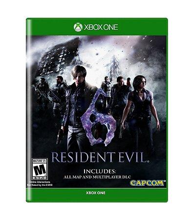 RESIDENT EVIL 6 - XBOX ONE