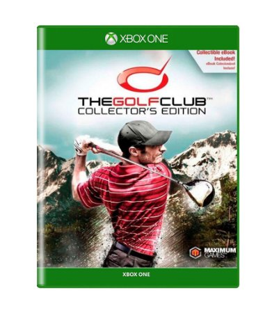 THE GOLF CLUB COLLECTOR'S EDITION - XBOX ONE