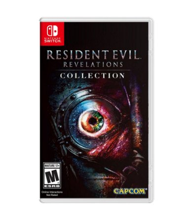 RESIDENT EVIL REVELATIONS: COLLECTION - SWITCH