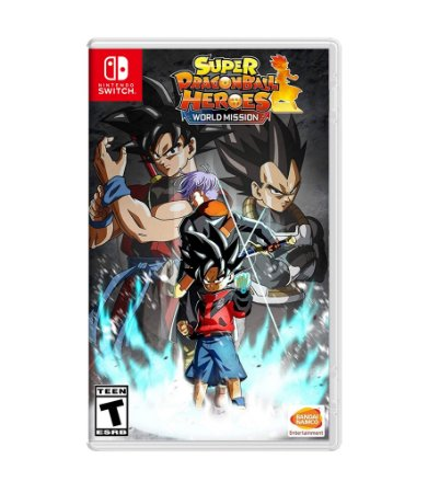 SUPER DRAGON BALL HEROES: WORLD MISISON - SWITCH