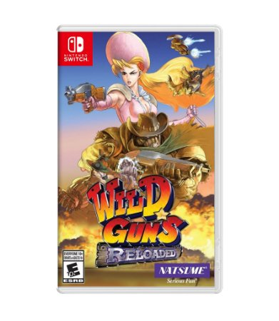 WILD GUNS RELOADED - SWITCH