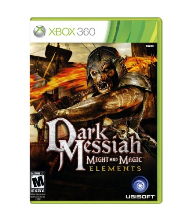DARK MESSIAH: MIGHT AND MAGIC, ELEMENTS - XBOX 360