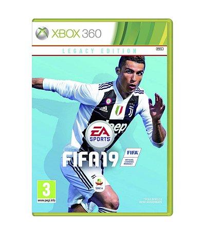 FIFA 19: EDIÇÃO LEGACY - XBOX 360