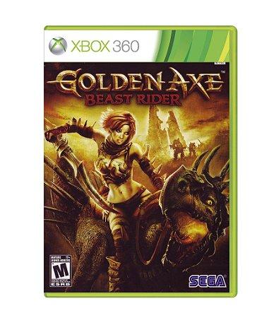 GOLDEN AXE BEAST RIDER - XBOX 360
