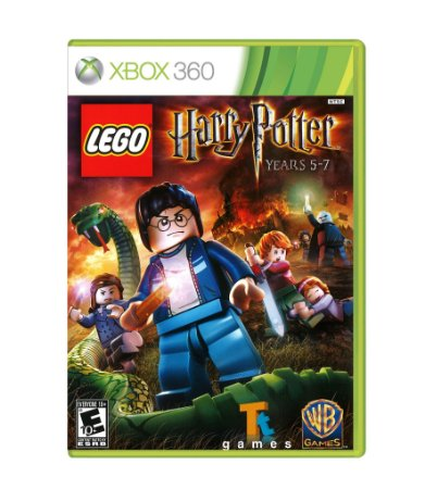 LEGO HARRY POTTER YEARS 5-7 - XBOX 360