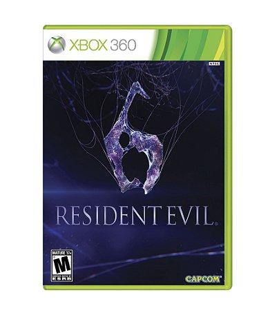 RESIDENT EVIL 6 - XBOX 360