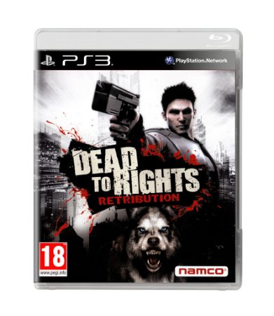 DEAD TO RIGHTS: RETRIBUTIONS - PS3