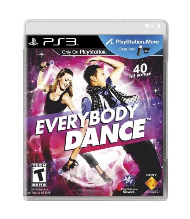 EVERYBODY DANCE (FAVORITOS) - PS3