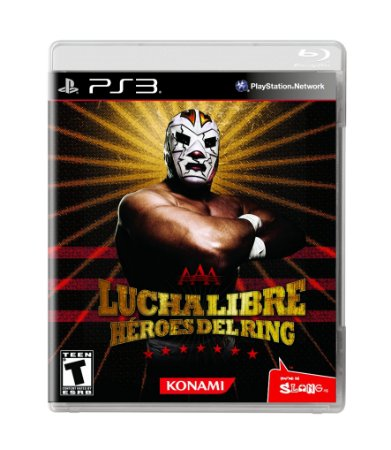 LUCHA LIBRE AAA: HERÓIS DEL RING - PS3