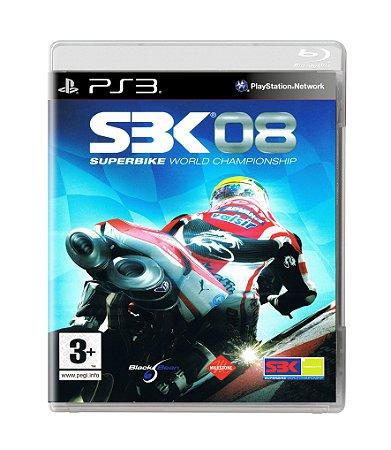 SBK: SUPER BIKE WORLD CHAMPIONSHIP - PS3