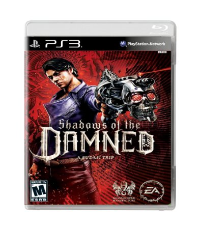 SHADOW OF DAMNED - PS3