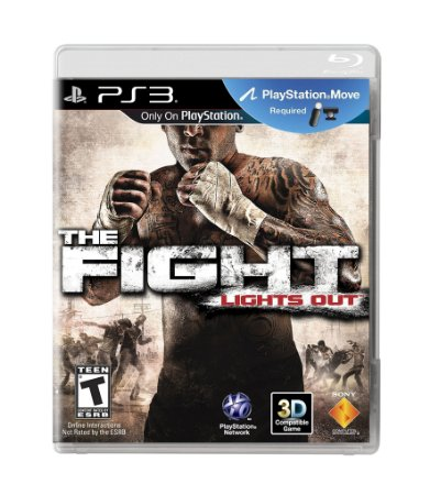 THE FIGHT: THE LIGHT OUT - PS3