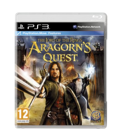 THE LORD OF THE RINGS: ARAGON'S QUEST - PS3