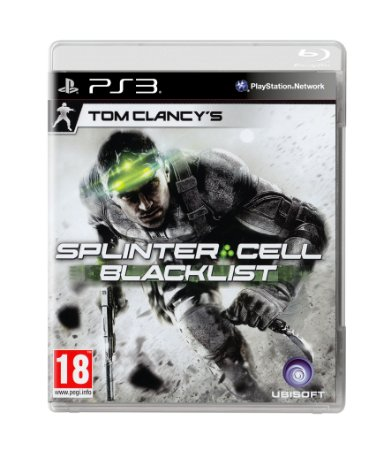 TOM CLANCY'S SPLINTER CELL BLACKLIST - PS3