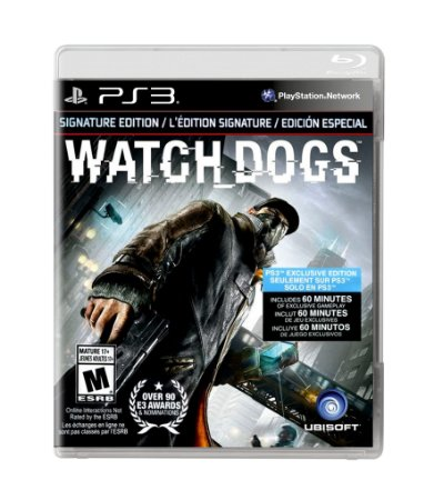 WATCH_DOGS: VIGILANTE EDITION - PS3