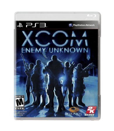 X-COM: ENEMY UNKNOWN - PS3
