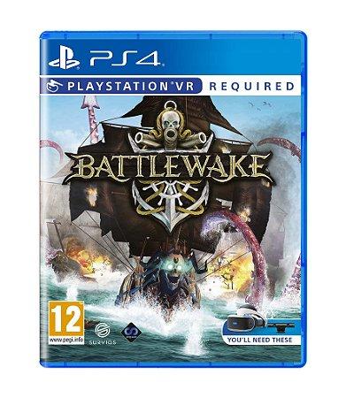 BATTLEWAKE - PS4