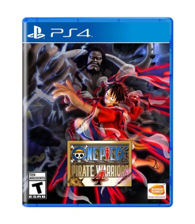 ONE PIECE PIRATE WARRIORS 4 – PS4