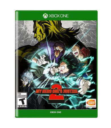 MY HERO ONE'S JUSTICE 2 – XBOX ONE