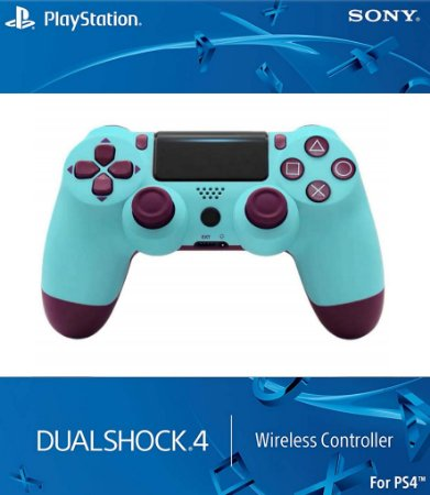 DUALSHOCK 4 BERRY BLUE