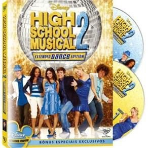 HIGH SCHOOL MUSICAL 2 EXTENDED MUSIC EDITION