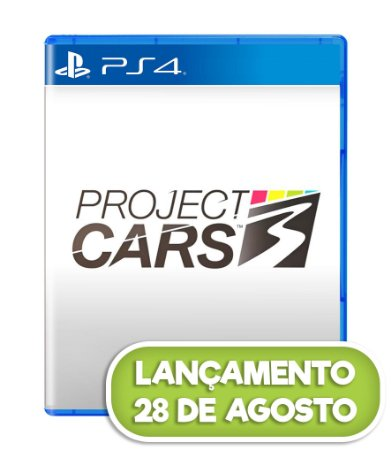 PROJECT CARS 3 - PS4