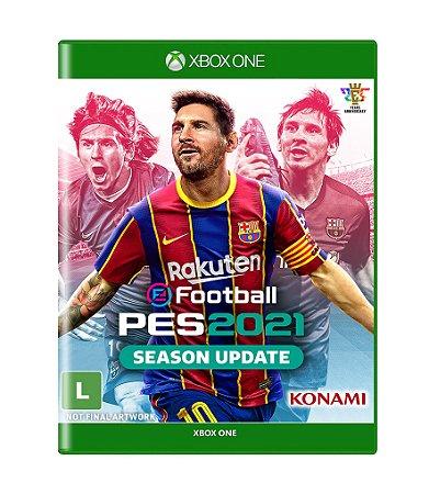 e-Football PES 2021 - XBOX ONE
