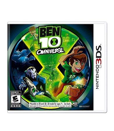 BEN 10 OMNIVERSE 2 - 3DS