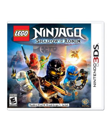LEGO NINJAGO: SHADOW OF RONIN - 3DS