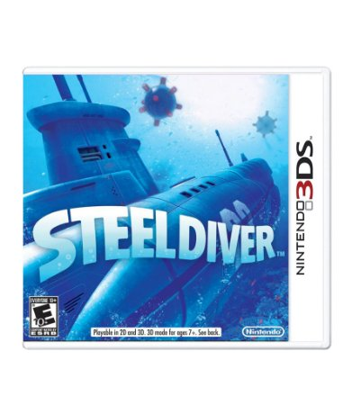 STEELDIVER - 3DS