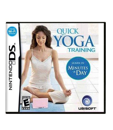 QUICK YOGA TRAINING - DS