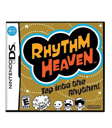 RHYTHM HEAVEN - DS