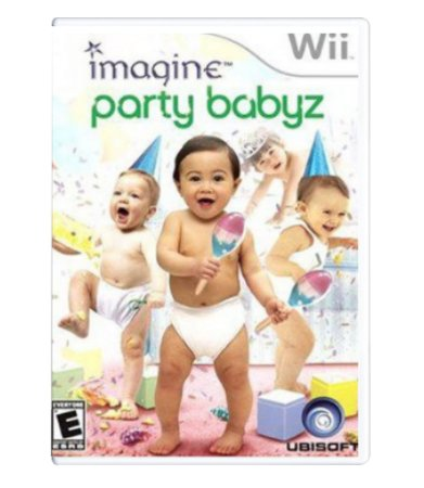 IMAGINE PARTY BABYZ - WII