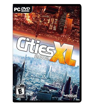 CITIES XL 2012 - PC