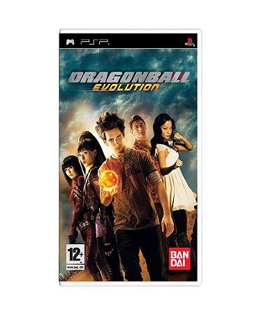 DRAGON BALL: EVOLLUTION - PSP