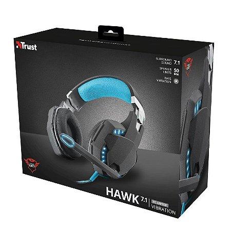 HEADSET TRUST GXT363 HAWK 7.1