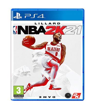 NBA™ 2K21 - PS4