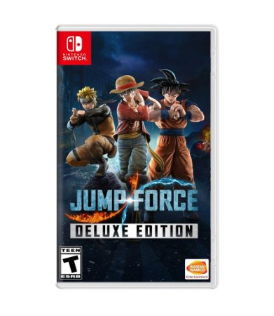 JUMP FORCE: DELUXE EDITION – SWITCH