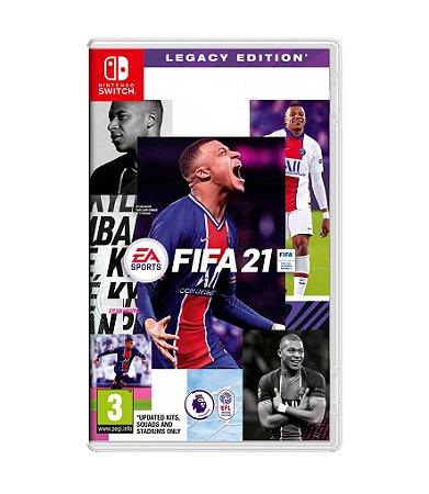 FIFA 21: LEGACY - SWITCH