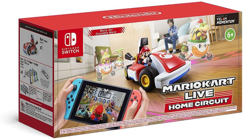 MARIO KART LIVE: HOME CIRCUIT – NINTENDO SWITCH